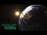 Realistic Earth in After Effects  Tutorial