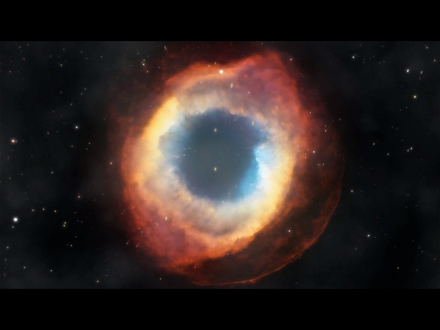 3D Space Nebula Breakdown (Ps C4D Ae)