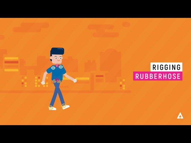 Rigging no After Effects - Rubber Hose