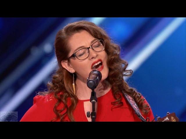 America's Got Talent 2017 Mandy Harvey Deaf Singer Songwriter Inspires Simon All to Try Full