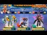 Breeding Monky  Hyperion Tryon Totem Monster Legends