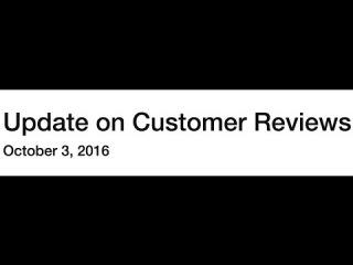 Amazon bans most incentivized reviews from site Амазон запрещает отзывы за скидку на товар серия 1