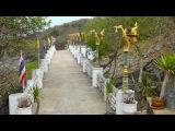 Ко Сичанг путешествие по острову. Kho Sichang traveling around the island