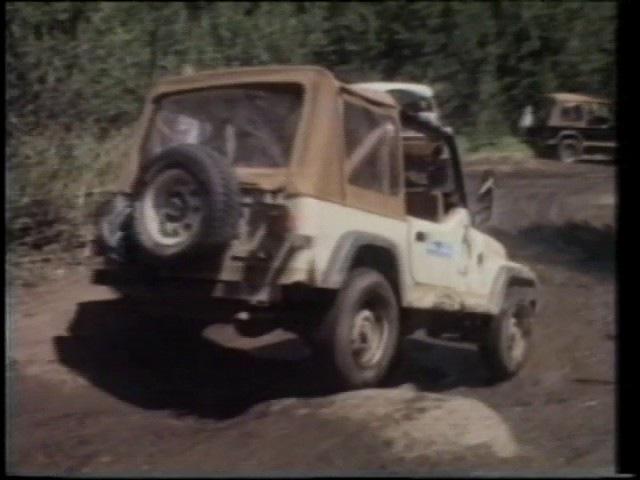 Jeepers Jamboree Rubicon Trail 34th annual 1986