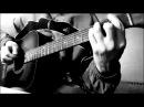 М.Круг - Тишина cover, под гитару