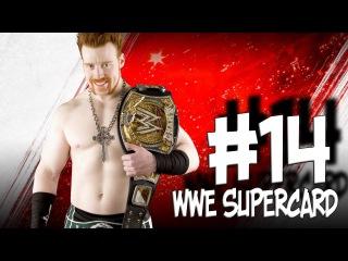 [WWE Supercard Season 3] - На русском! #14 ( СС С 60 ПИКОВ! )