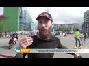 РЕН Новости Псков 04 07 2017 Международные соревнования по Мото Джимхане