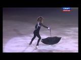 Юлия Липницкая, гран-при Франции, показательные выступления