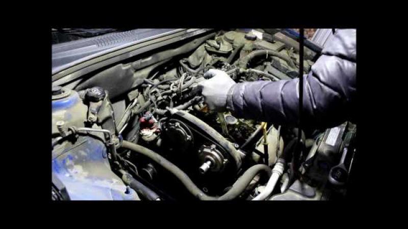 Chevrolet Cruze F18D4 Шевроле Круз 2011 года Замена фазорегуляторов и ремня ГРМ 2 часть