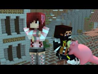 СУМАЧЕЧИЙ МИСТИК #12 [ШКОЛА ПОКЕМОНОВ] - Minecraft