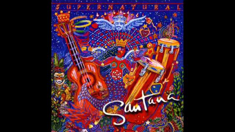 Carlos Santana - Smooth (ft Rob Thomas) Supernatural