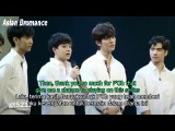 ENG &amp INDO SUB 2Moons Crying moment on Fan Meeting