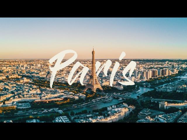 Paris - L'amour, L'amour (4K) 🇫🇷