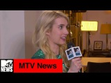 Valerie Maugham &amp Mark Montag Talk Truth or Dare While Filming Nerve  MTV News