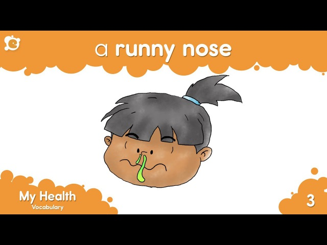Health Vocabulary for Kids - Kids Learning Videos (Fun Childrens Learning)