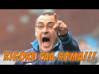 Rigore paa Roma!