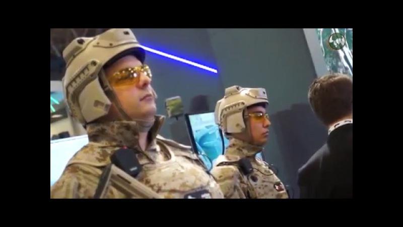Aselsan Asya Askere Robotik Kıyafet Görücüye Çıktı.