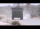 Российские военные доставили гуманитарную помощь взону деэскалации вВосточн...