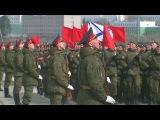Ветераны, военнослужащие, звезды эстрады ителевидения приняли участие ввоенно-патриотической акции вАлабине