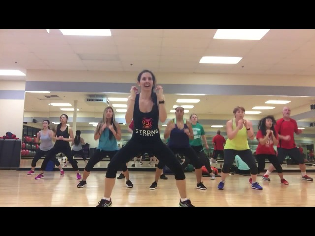 Strong by Zumba Warmup DJ Francis Strong Warmup 1 Holly