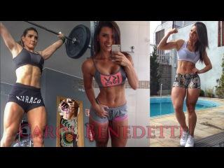 Carol Benedetti | Crossfit Workout; For Women, Crossfit Tabata, Beautiful Body!