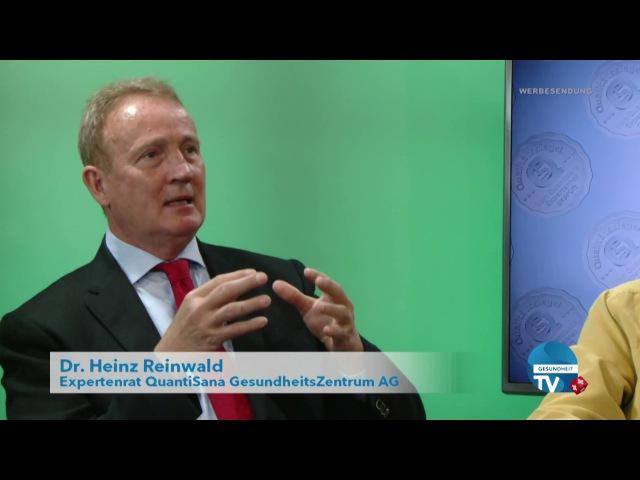 Die Cholesterin-Lügen wahren Ursachen des erhöhten Cholesterin, QuantiSana.TV 08.05.2017