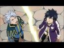 Аниме прикол/Сказка о хвосте феи/ Фейри Тейл/Fairy Tail - 158 серия Прикол