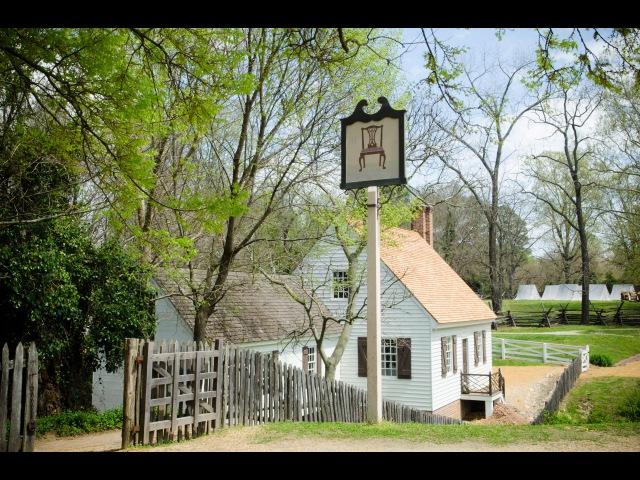 Colonial Williamsburg Hay Cabinet Shop Tour (part 2)