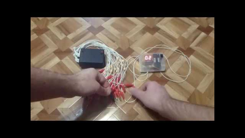 Прибор для прозвонки многожильного кабеля