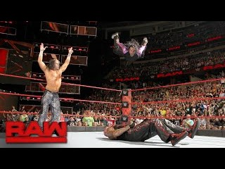 The Hardy Boyz vs. Gallows & Anderson - Raw Tag Team Championship Match: Raw, April 3, 2017