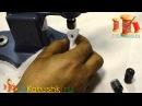 Установка Кнопок Альфа (15 мм,12 мм, 10 мм)