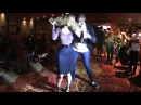 Tanja La Alemana Kensinger Rene Esquea Social Dancing @ 2017 Las Vegas Salsa Congress