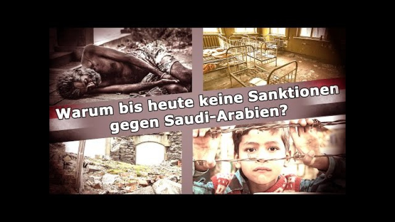 Warum keine Sanktionen gegen Saudi-Arabien?   13.03.2017   www.kla.tv/10123