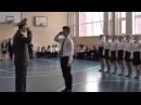 Конкурс Смотр строя и песни 2017 - 8А Гимназия 44 г.Ульяновск