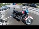 Honda Shadow 1100 AERO обзор. Почти Харлей