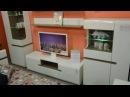 Современная мебель Линате Анрекс белая глянцевая для гостиной и спальни