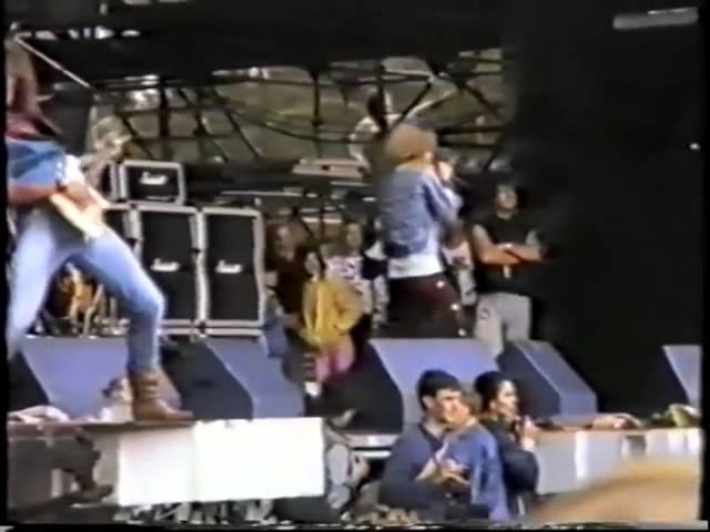 Helloween Monsters of Rock, Castle Donington, England 20 08 1988 FULL CONCERT