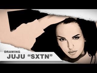 Drawing Juju from SXTN (Speed Drawing)