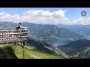 ZELL AM SEE - KAPRUN Urlaub im Sommer in einem Alpenparadies. ÖSTERREICH - AUSTRIA