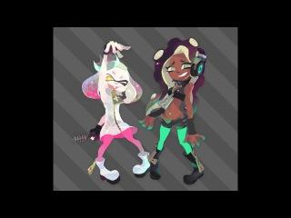 Splatoon 2 Pearl and Marina Music Video Splatfest Announcement
