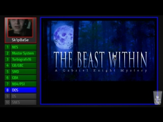 Retro Game Gauntlet (Day 15) Beast Within, The: A Gabriel Knight Mystery Part 3