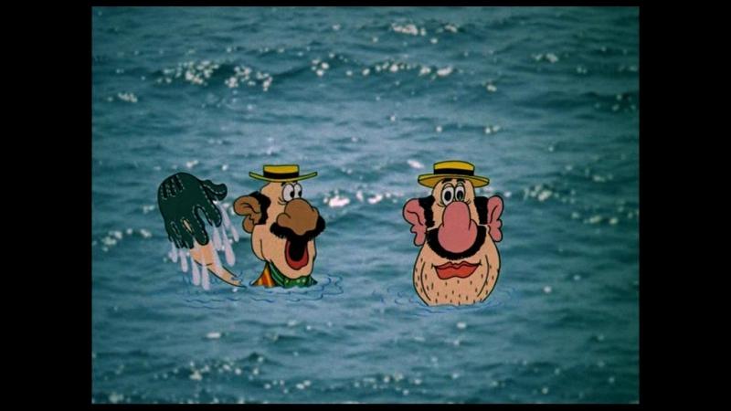 Приключения капитана Врунгеля 2