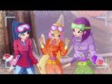 Винкс Клуб Мир Винкс: С Рождеством! / World of Winx Merry Christmas! (Музыкальный клип)