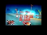 Crash Bandicoot 3Warped (PAL-version) Time Trial