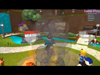 РОБЛОКС roblox games lets play 2017 Lena Play Roblox Deathrun
