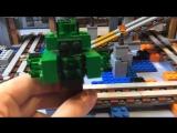 LEGO Minecraft 21118 Шахта. Обзор конструктора Лего Майнкрафт. Варлорд Лего видео