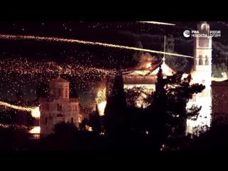 Война ракет в Греции