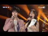 170214 MCs I.O.I's Somi &amp UP10TION's Wooshin @ The Show