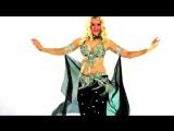 Vintage Letters - sensual belly dance - Neon, Tanna Valentine, Sarah Skinner 491