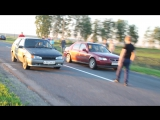 ВАЗ 2113, 1.6 л. 8v. дросселя спортКПП - Honda Domani, 2.3 л.